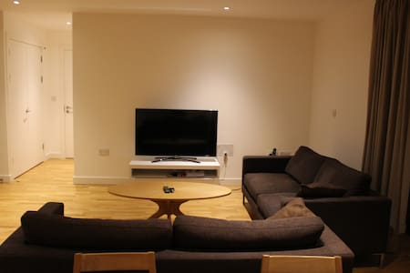 Modern & Spacious 2 BR Flat in Stratford - Londres