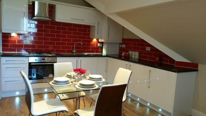 Leeds City Centre monthly stay - Leeds - Apartament
