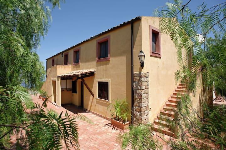 Quaint Family Villa at Collesano Sicily