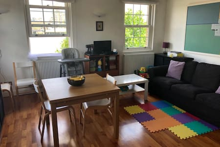 Independent 2 bedroom flat