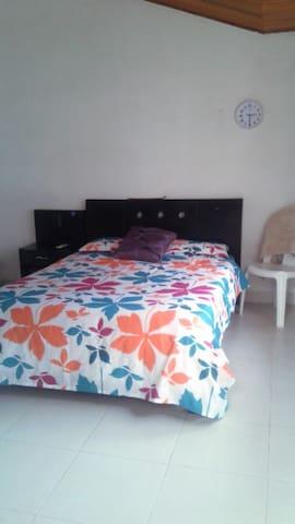 Villa  del  Campo  Hospedaje - La Jagua - Casa