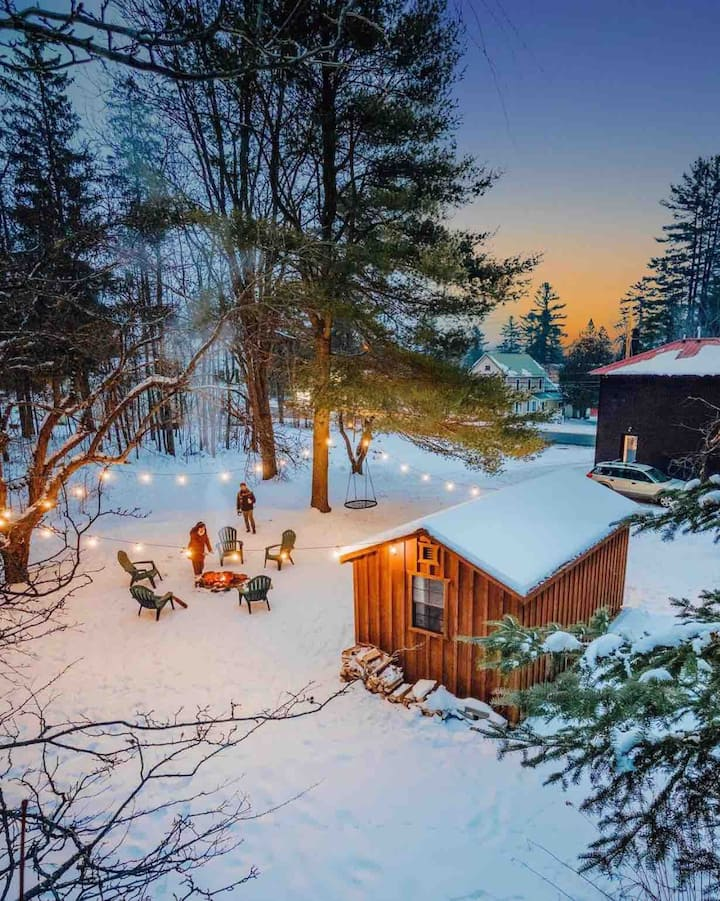 THE GUEST HOUSE: Ski Weekdays at Gore Mountain