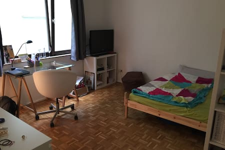 Comfortable room in flat at Kufsteins center - Daire