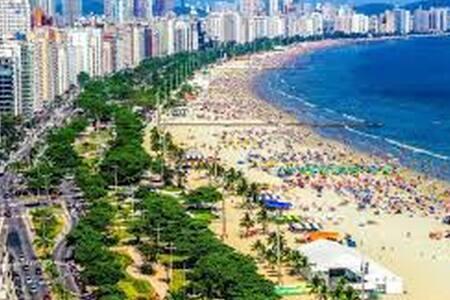 APcompl 2qua/2ar-cond/Wi-Fi/70m praia/Boqueirão🏖☀️🏄♂️