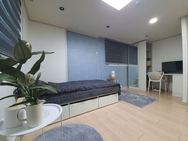[chaeum2101! HOUSE] ONE  ROOM !! 간섭NO!! 넓은 공간!!