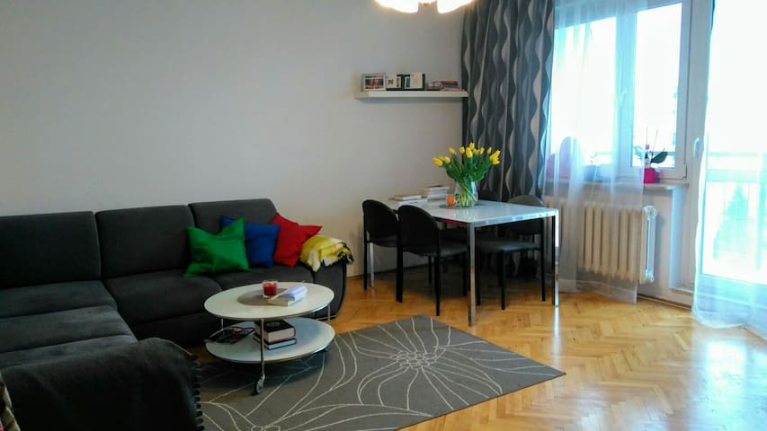Apartment in Ursynów (15 min from Chopin Airport) - Warszawa - Apartment