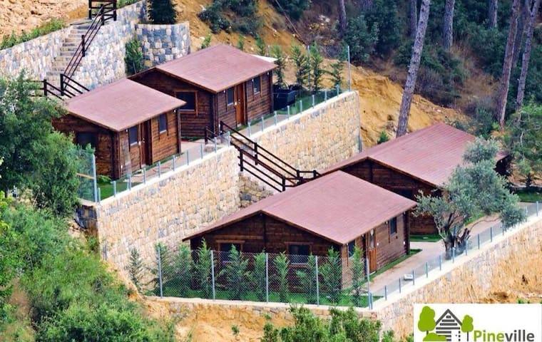 Pineville Lebanon 1 Bedroom ChaletR - Broumana - Chalet