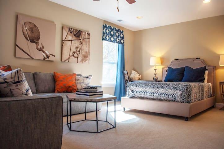 Model home worthy comfort.