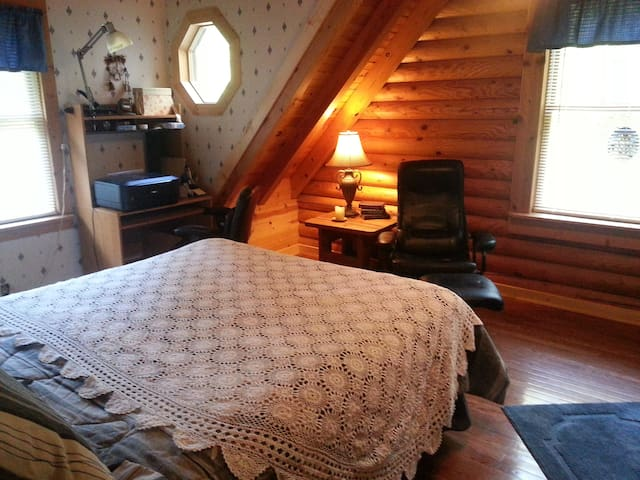 Log Home Experience-2nd floor