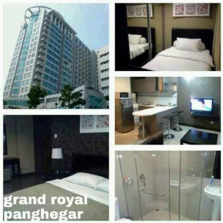 Strategic Apartment in Bandung - El Royale (2BR)