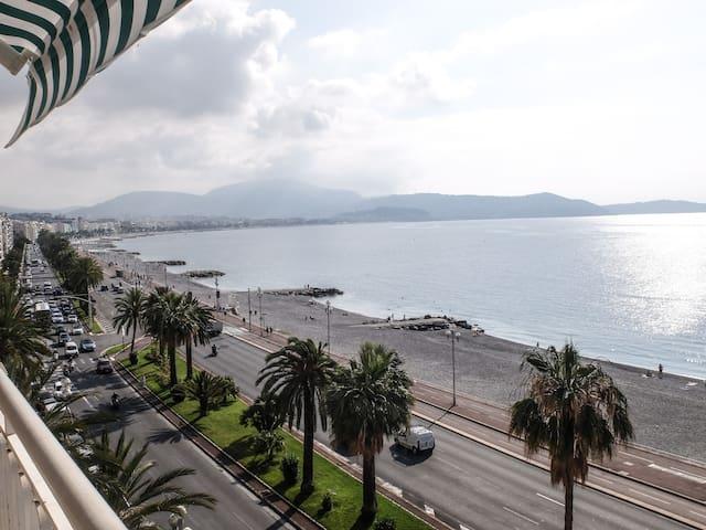180° Méditerranée Promenade des Anglais - Nice