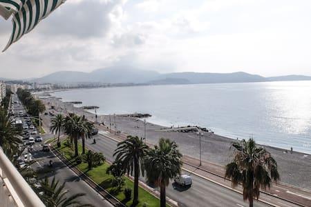 180° Méditerranée Promenade des Anglais - Nice - Apartment