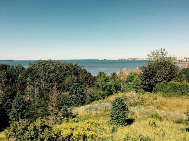 Logement modeste près du fleuve! - Rimouski - Byt