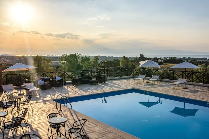 Villa Club House at Colline del Gelso