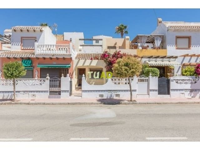 Cosy house with sun terrace closed the beach Zenia