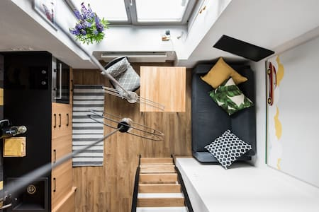 Discount ⭐️ Cosy ⭐️ Wow ⭐️ Mini Loft ⭐️ Central