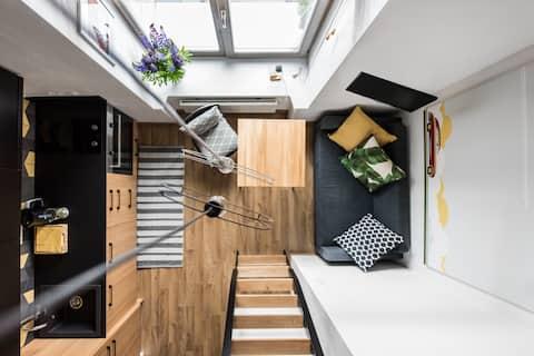 Discount ⭐️ Cosy ⭐️ Wow ⭐️ Mini Loft ⭐️ Central