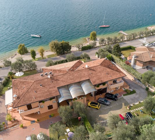 VILLA MARGHERITA  STUDIO AM SEE with Pool REC