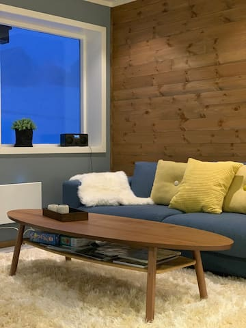 Ny og moderne leilighet i Hemsedal - 2 soverom