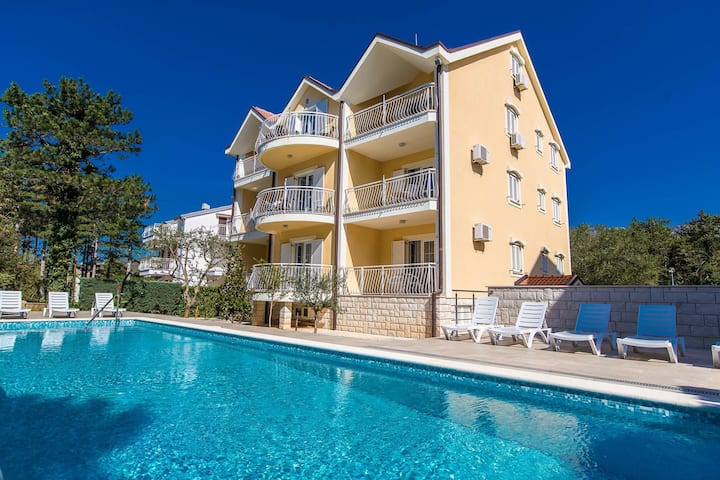 Apartments Ljiljana Jadranovo / One bedroom A1