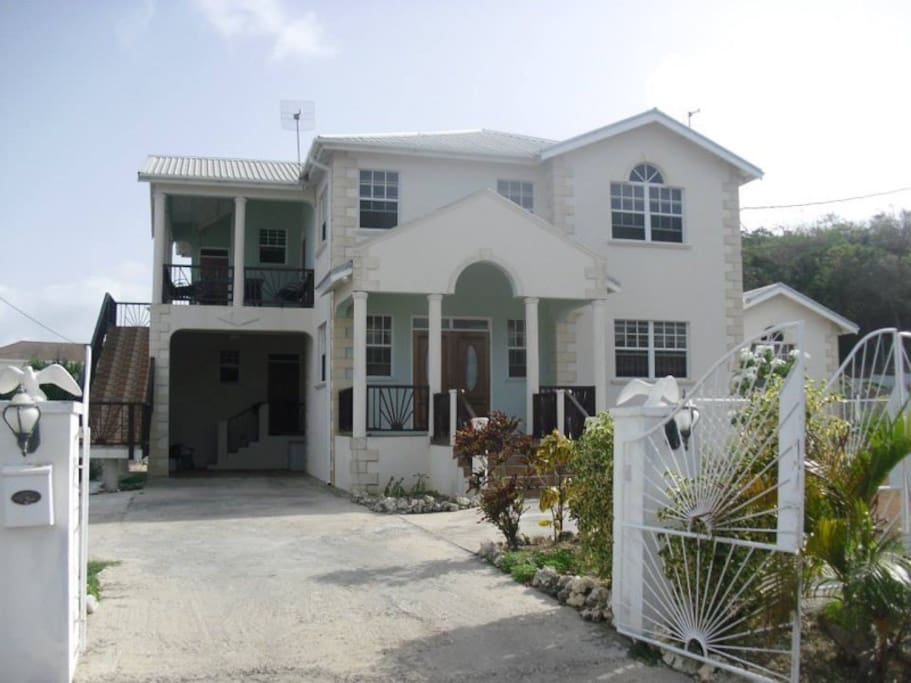 1 Bedroom Apartment With Balcony Apartments For Rent In Mount Standfast Saint James Barbados
