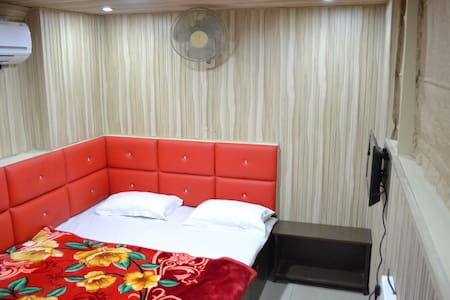 Deluxe Room + Wifi - Amritsar - Pension