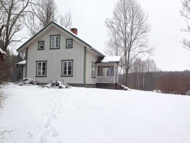 Nordic Style Cottage