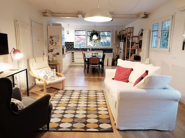 Accogliente appartamento comodo centro/stazione