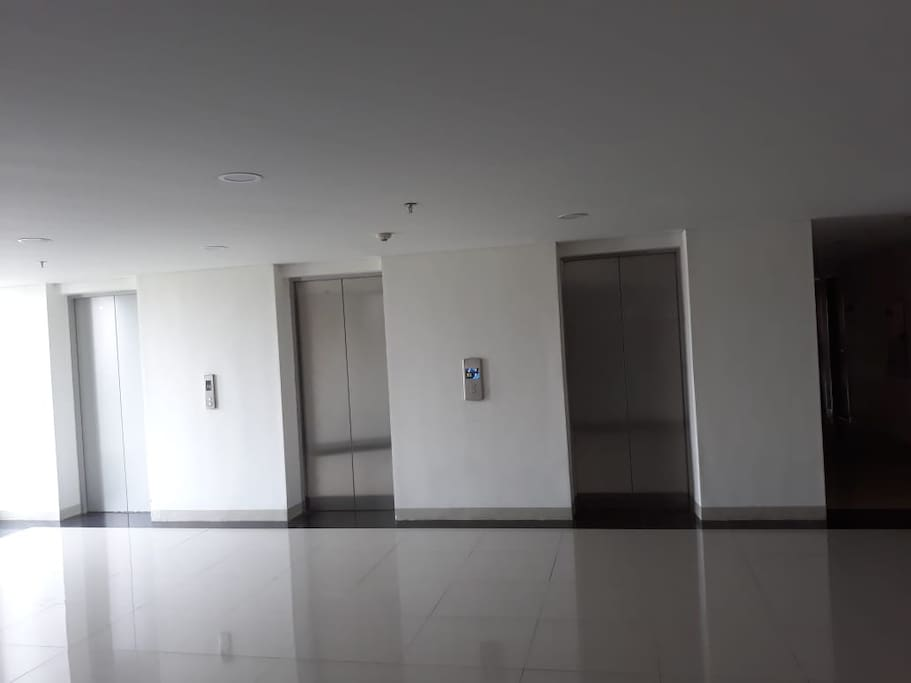 3lift akses ke room