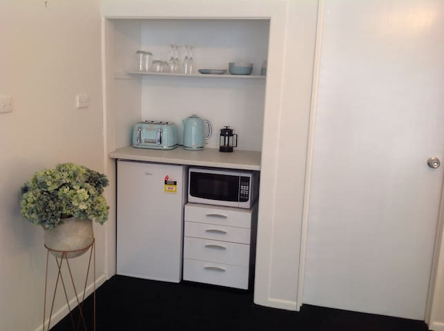 Kitchenette- ideal for making your breakfast etc