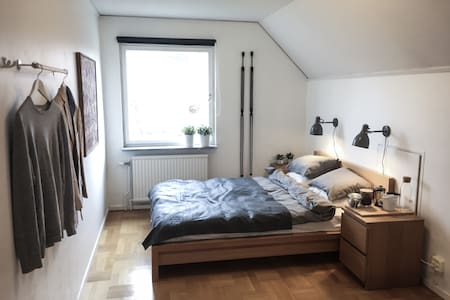 Private room, near city, close to arlanda - Sollentuna - Vila