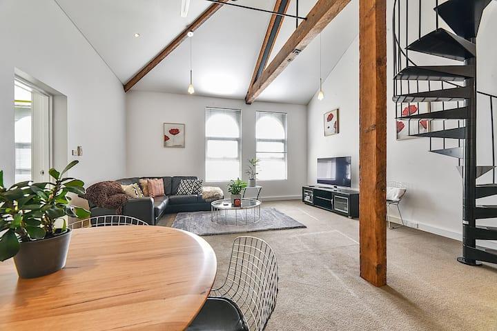 Peter Mills Apartment No 2