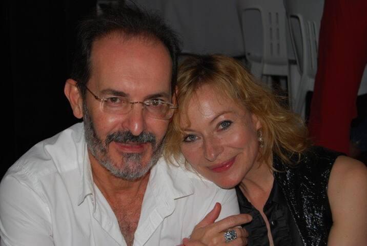 Nicky and Jennifer