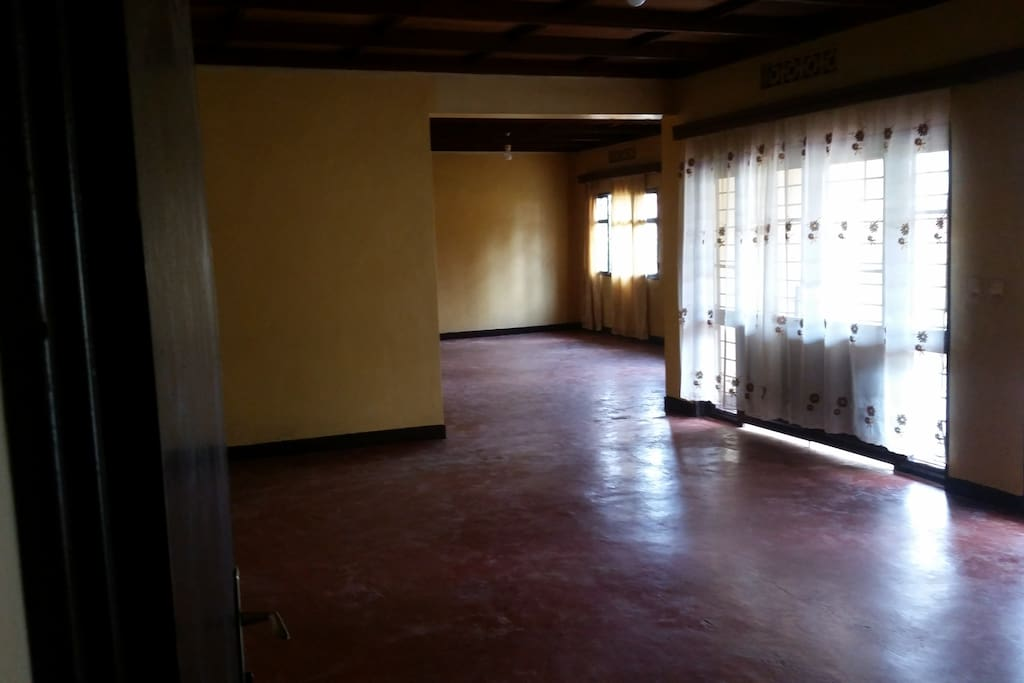 Sallon espaceux