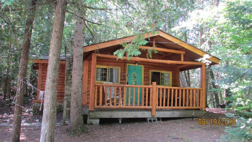 Cabin 6 (Balsams Resort)