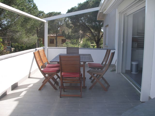 Casa mare nuova - Cala Liberotto - Apartamento