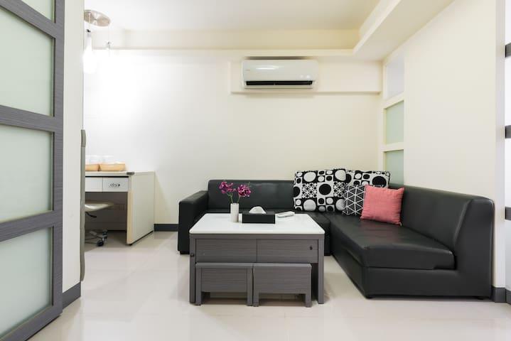 典雅舒適的客廳