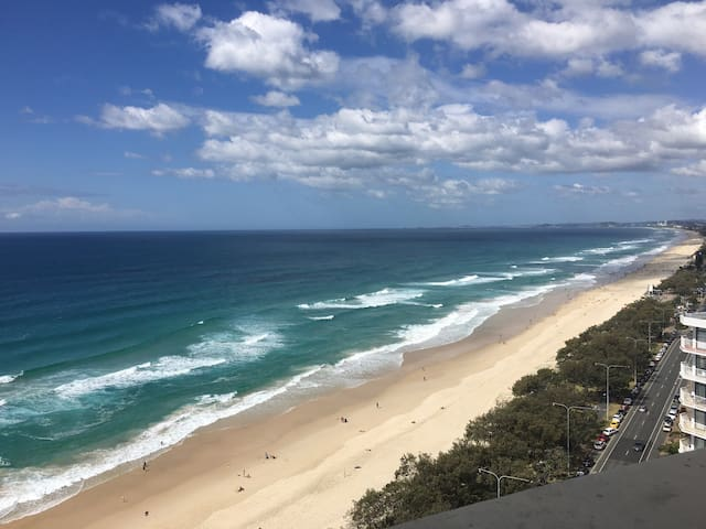 Our Beach & City Nest. - Surfers Paradise - Byt