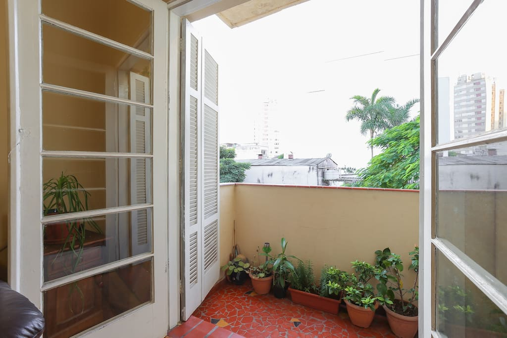Sacada / Balcony