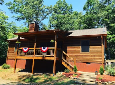 January Special at Deer Crossing Cabin - Ellijay