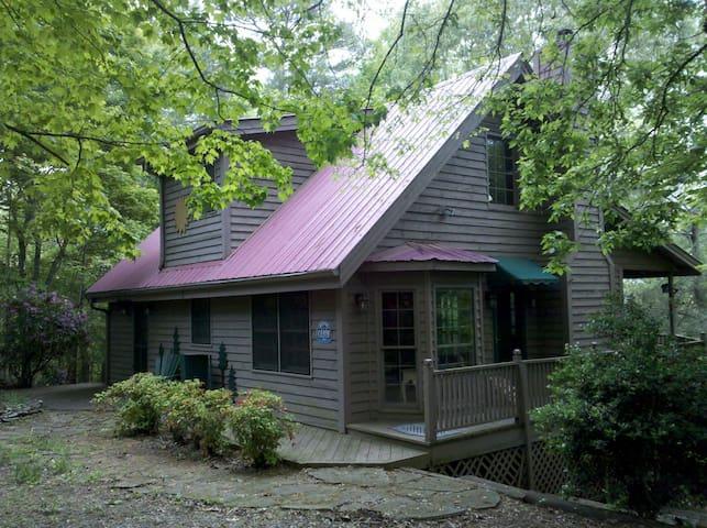 Cabin North Georgia, Dahlonega, Helen - Dahlonega - House