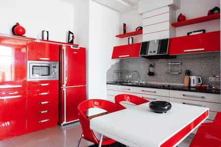 Modern & Cozy Place with Terrace near Black Sea