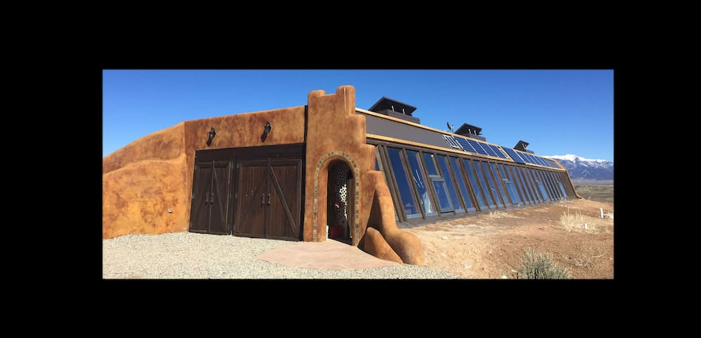 PICURIS - NEWEST GLOBAL EARTHSHIP