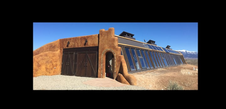 Picuris - Stunnning Global Model Earthship