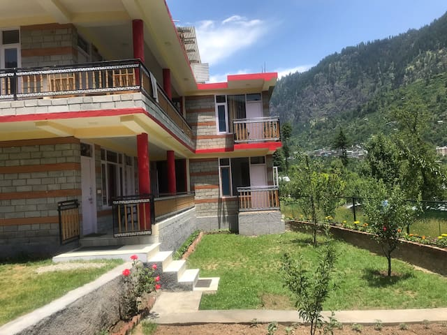 Wandermates Inn: Home for nature lovers in Manali