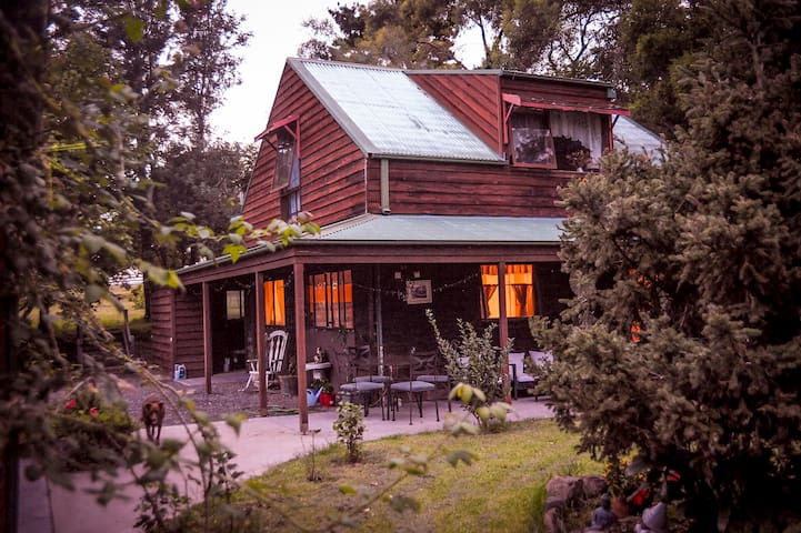 Allambee Guest House - Croobyar - Hus