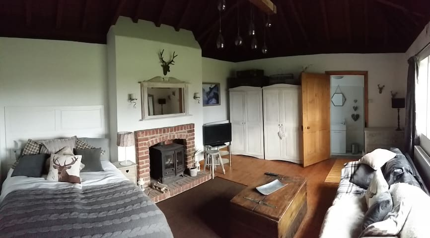 Fairfield lodge - Farnsfield - Departamento
