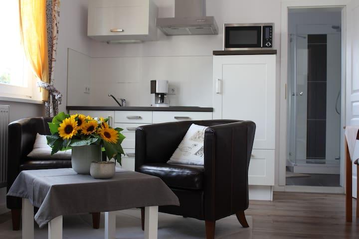 Zentrales Apartment zum Wohlfühlen - Oldenburg - Appartement