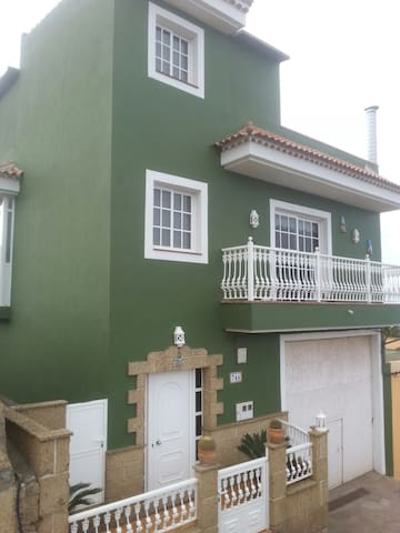 GREEN SKY - San Juan de la Rambla - Appartement