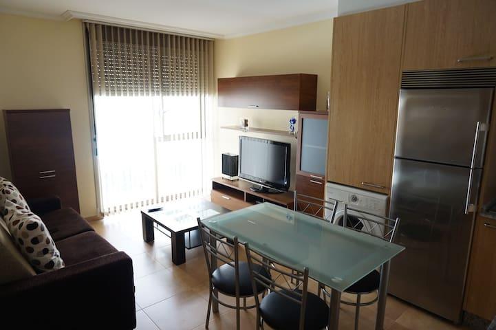Apartamento de 2 hab. en el centro de Boiro - Boiro - Apartment